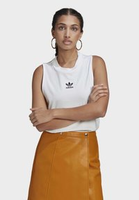 adidas Originals - TANK - Top - white - 3
