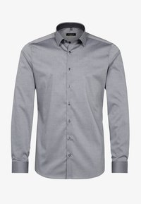 Eterna - EXTRA SLIM FIT  - Formal shirt - grey - 3