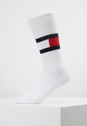 FLAG  - Socks - white