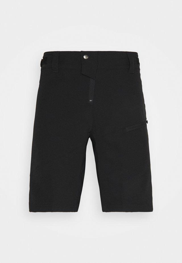 DURATION  - Short de sport - black