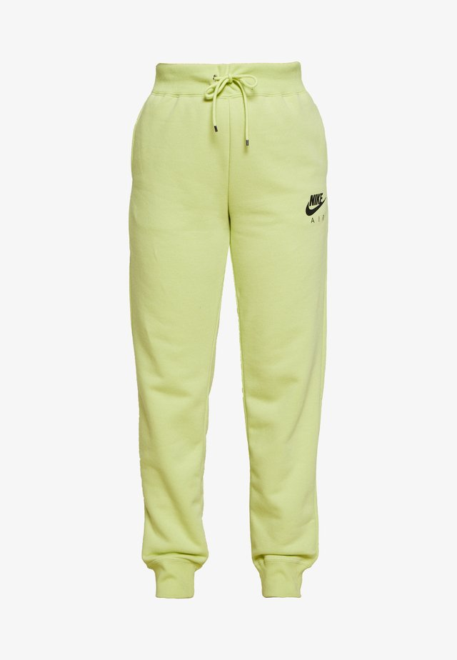 AIR PANT - Tracksuit bottoms - limelight/ice silver