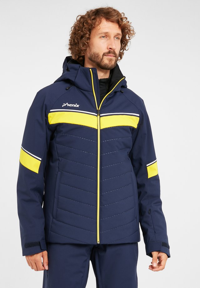 STRATOS - Ski jacket - dark navy