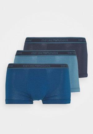 TRUNK 3 PACK - Panties - ortensia/opale/marin
