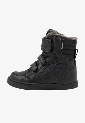 STADIL SUPER TUMBLED  - High-top trainers - black