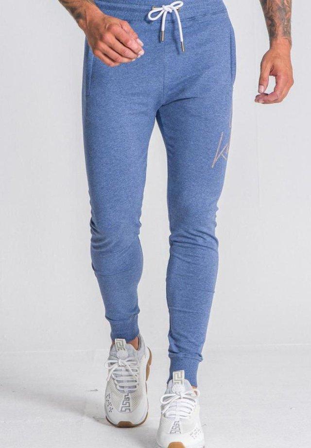 Pantalon de survêtement - heather blue