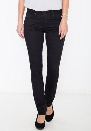 MIT PASSENNAH - Slim fit jeans - black