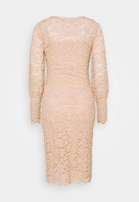 Rosemunde - DRESS - Koktejlové šaty/ šaty na párty - warm pearl - 1