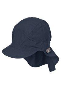 Sterntaler - NACKENSCHUTZ - Hat - dark blue - 1