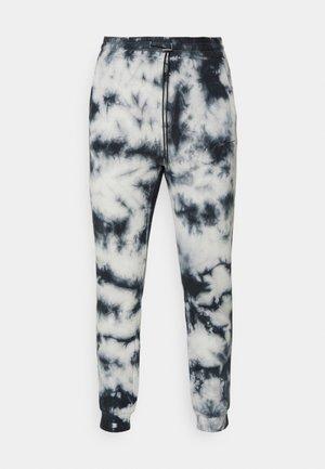 UNISEX - Pantaloni sportivi - white/black