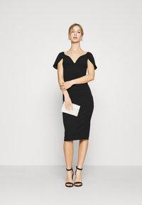 WAL G. - MARIANNA DRESS - Společenské šaty - black - 1