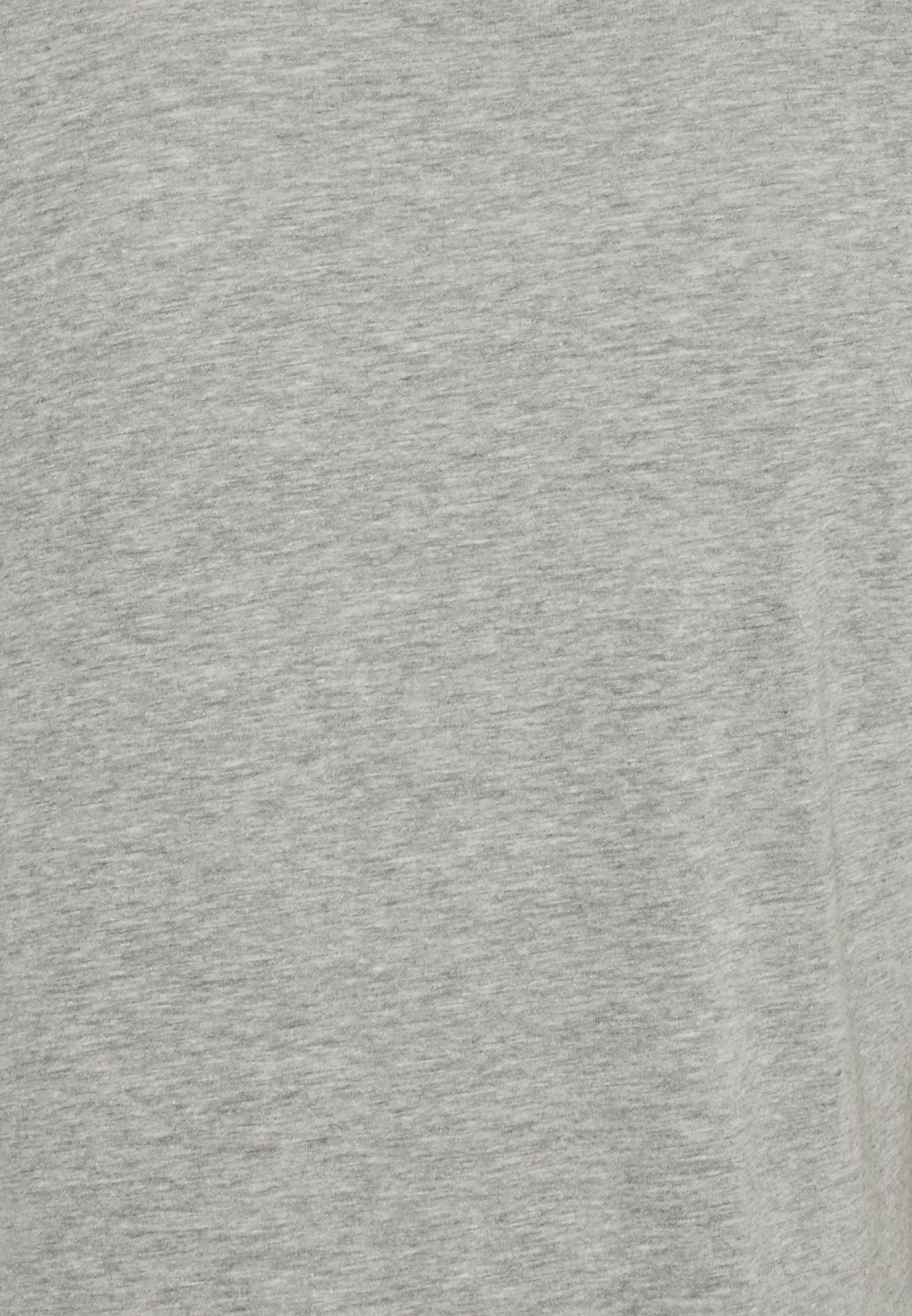 Brave Soul ELMIRA - Basic T-shirt - light grey marl 3R3H2
