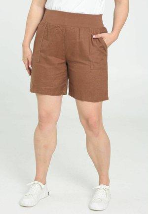 Shorts - caramel