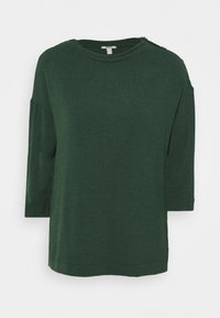 Esprit - ECOVERO - Jumper - dark green - 0