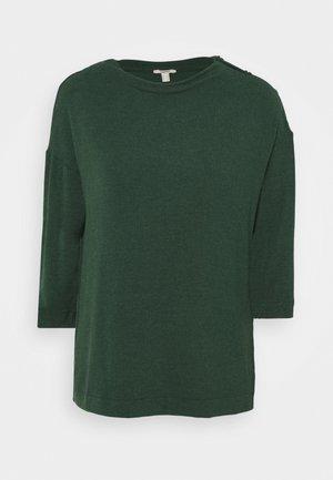 ECOVERO - Neule - dark green