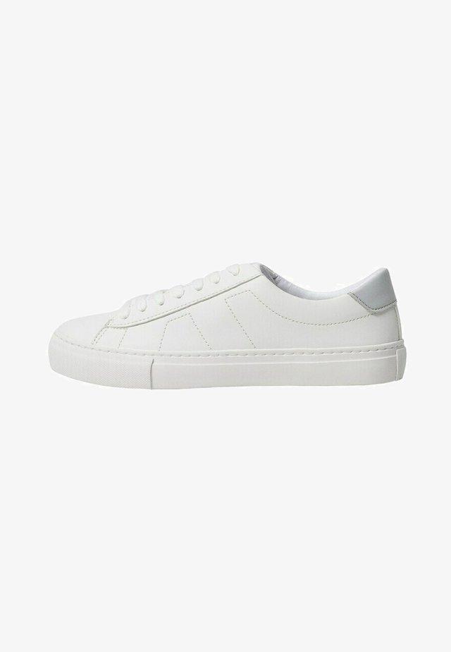 AMBER - Sneakers laag - weiß