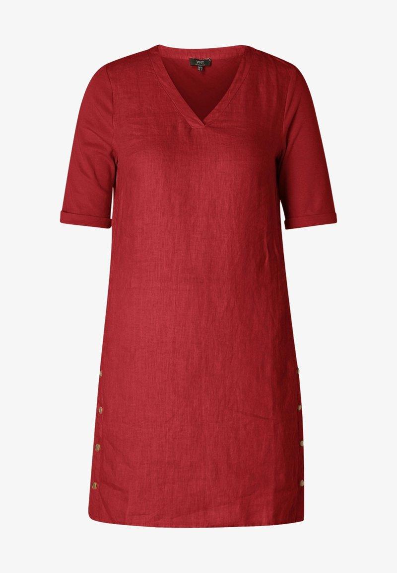 yesta - JARISSA - Day dress - port