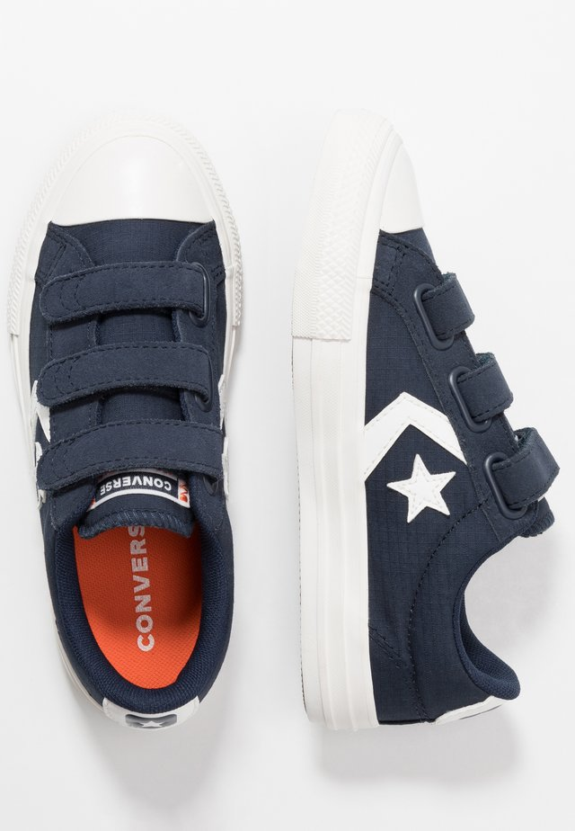 STAR PLAYER - Sneakersy niskie - obsidian/vintage white