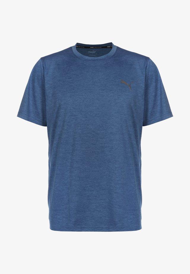 FAVOURITE HEATHER - Sports shirt - star sapphire heather