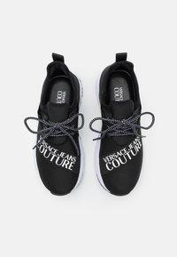 Versace Jeans Couture - LINEA FONDO SUPER  - Baskets basses - black - 3