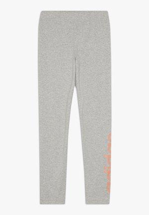 Legging - light grey/light pink