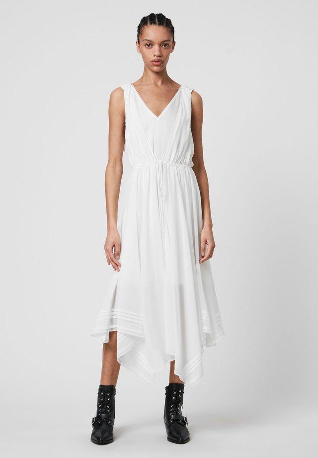 CELESTE - Sukienka letnia - white