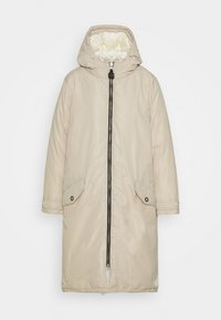 Scotch & Soda - OVERSIZED LONGER LENGTH JACKET - Parka - icy white - 5