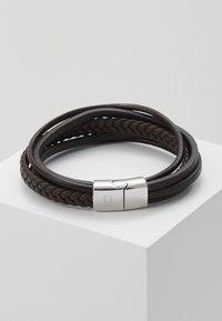Royal - Ego - BRACELET - Pulsera - brown/silver-coloured - 3