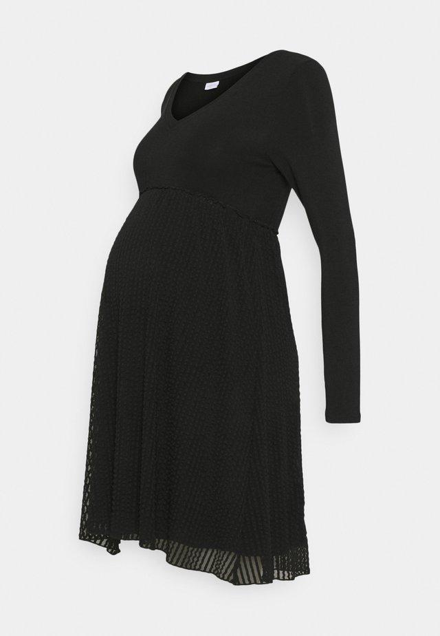 MLCAMILLE DRESS - Jersey dress - black