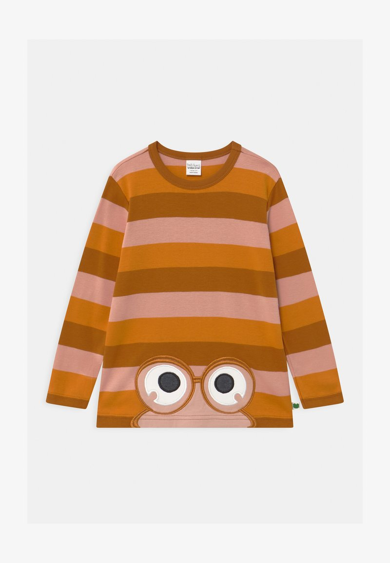Fred's World by GREEN COTTON - STRIPE UNISEX - Long sleeved top - toscana