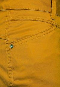 Street One - Straight leg jeans - gelb - 4