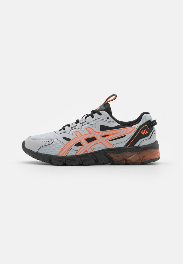 GEL-QUANTUM 90 - Neutral running shoes - piedmont grey/marigold orange