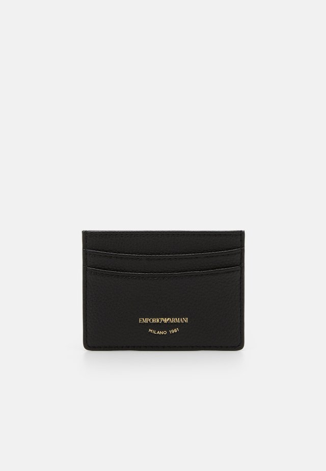 CARD HOLDER - Wallet - nero