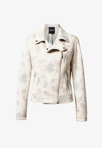 Desigual - CHAQ ASTRID - Blazer jacket - white - 4