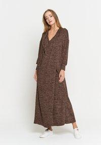 Madam-T - FEMIDA - Maxi dress - braun - 0