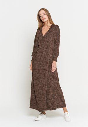 FEMIDA - Maxi dress - braun