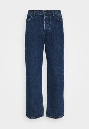 REPEAT PANTS - Relaxed fit jeans - blue