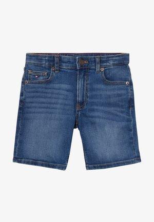 REY TAPERED  - Denim shorts - denim
