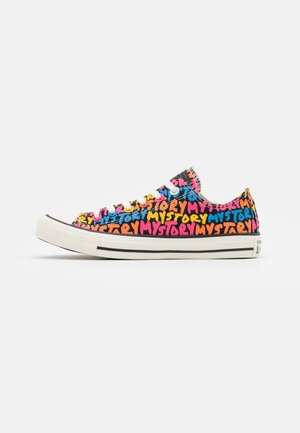CHUCK TAYLOR ALL STAR MY STORY - Trainers - black/bold mandarin/white