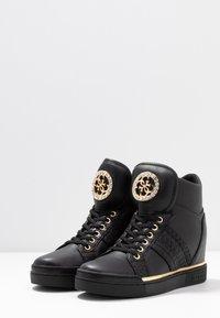 Guess - FREETA - Sneakers high - black - 4