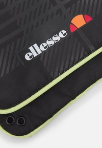 Ellesse - LORINO SATCHEL BAG UNISEX - Across body bag - black - 3
