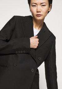 DESIGNERS REMIX - HAILEY - Short coat - black - 7