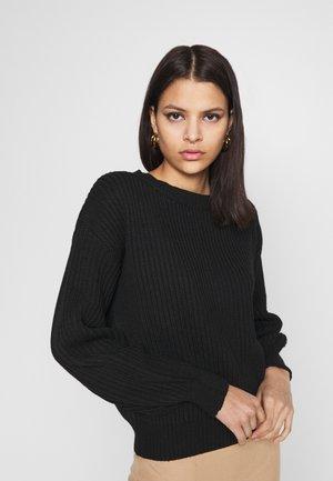 MATIAMU BY SOFIA  - Jersey de punto - black