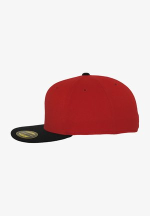 Cap - red/blk