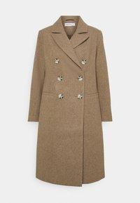 Glamorous Petite - LADIES COAT - Classic coat - oatmeal - 0