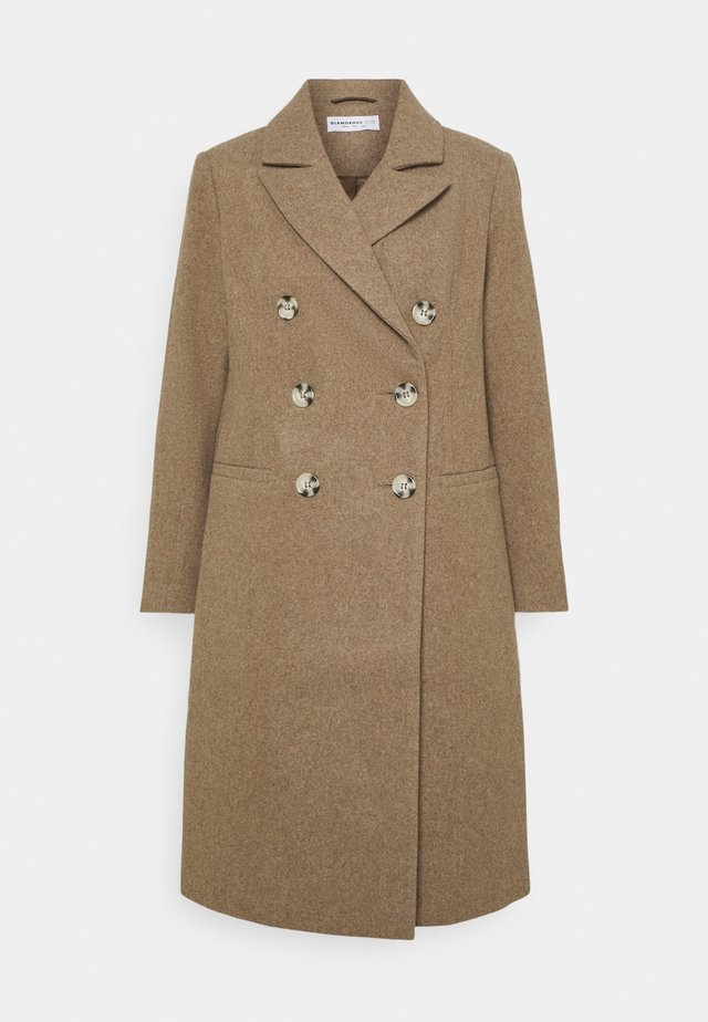 LADIES COAT - Manteau classique - oatmeal