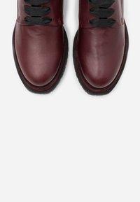 lilimill - Šněrovací boty - prince magenta - 5