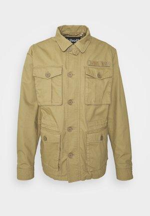 REDWOOD - Summer jacket - sand