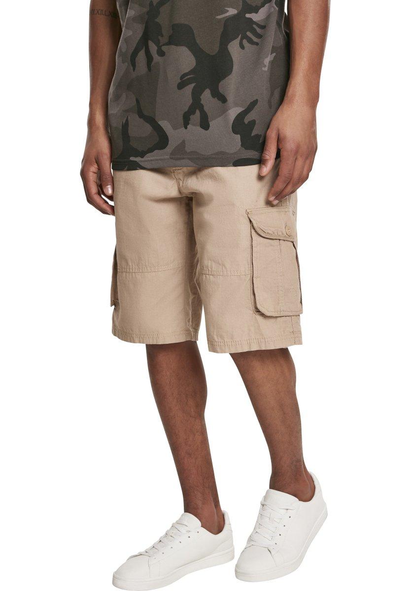 Uomo HERREN BELTED CARGO SHORTS RIPSTOP - Shorts