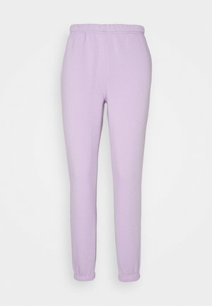 BASIC - Tracksuit bottoms - lavnedula