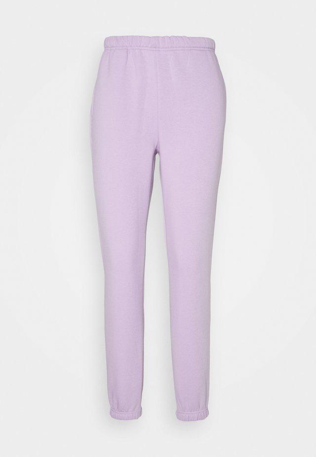 BASIC - Pantalon de survêtement - lavnedula